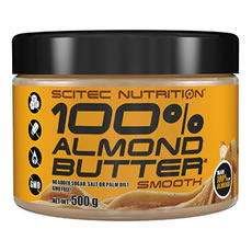 100% Almonds Butter Scitec