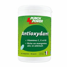 Antioxydants Punch Power