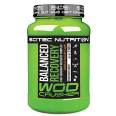 Balanced Recovery Scitec Nutrition
