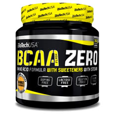 BCAA Flash Zero 360 g Biotech USA