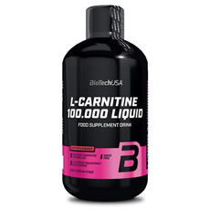 L-Carnitine Liquid Biotech USA
