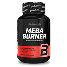 Mega Fat Burner Biotech USA