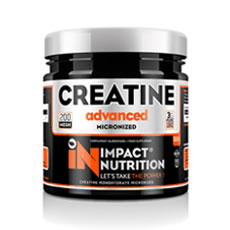 Créatine Advanced Impact Nutrition