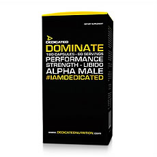 Dominate Libido Dedicated