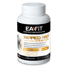 Ripped Max Metabol EAFIT