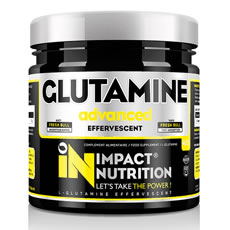 Glutamine Advanced Effervescente Impact Nutrition