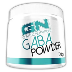 GABA 100% Pure Genetic Nutrition