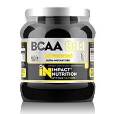 BCAA 8:1:1 advanced Impact