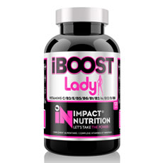 i-Boost Lady Impact Nutrition