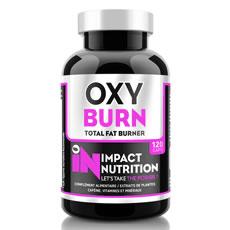 Oxy Burn Impact Nutrition