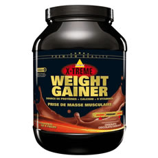 Weight Gainer 1,2 kg ou 2,8 kg Inko