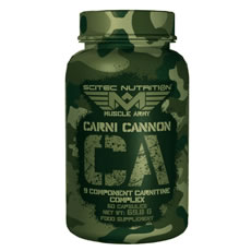 Carni Cannon Muscle Army