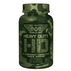 Heavy Duty Muscle Army