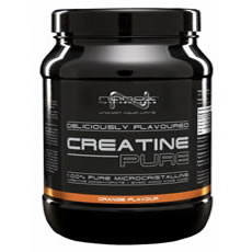 Creatine Orange Pure 500 g Nanox