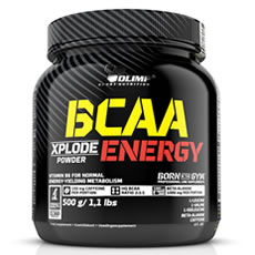 BCAA Xplode Energy Olimp