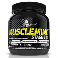Muscle Amino STAGE-1 Olimp
