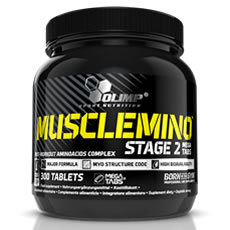 Muscle Amino STAGE-2 Olimp