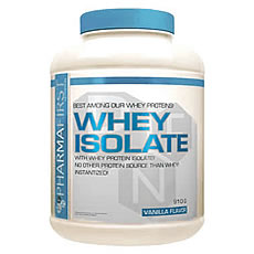 Whey Isolate Pharma First