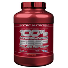 100% Hydrolyzed Beef Isolate Scitec Nutrition