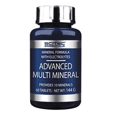 Advanced Multi Mineral Scitec