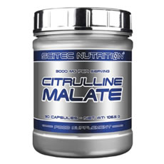 Citrulline Malate Scitec Nutrition