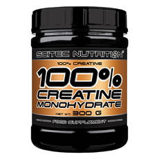 100% Creatine 300 g / 500 g / 1 kg Scitec Nutrition