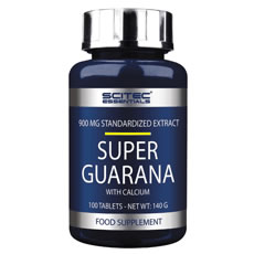 Super Guarana Scitec Essentials