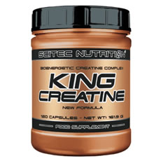 King Creatine Scitec Nutrition
