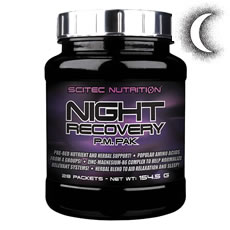 Night Recovery PM pack Scitec Nutrition