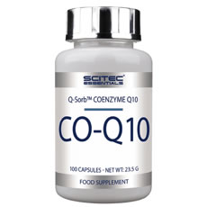 CO-Q10 Scitec Essentials