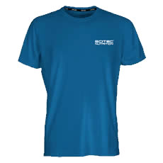 Scitec Tee-shirt Blue Man
