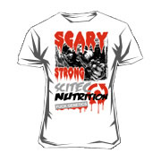 Scitec Tee-shirt Scary Strong