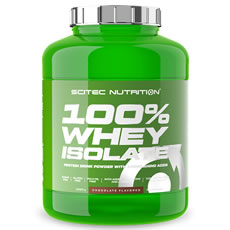 100% Whey Isolate 700 g / 2 kg / 4 kg Scitec Nutrition