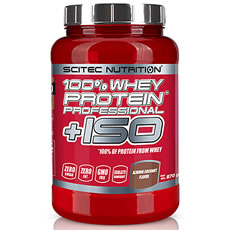 Whey Professional + ISO 870 g / 2,28 kg Scitec