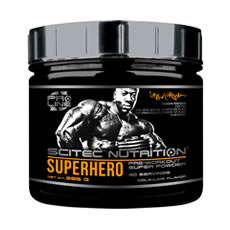 Super Hero Scitec Nutrition Pro Line