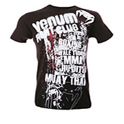 Tee-shirt Fight Club Black Venum