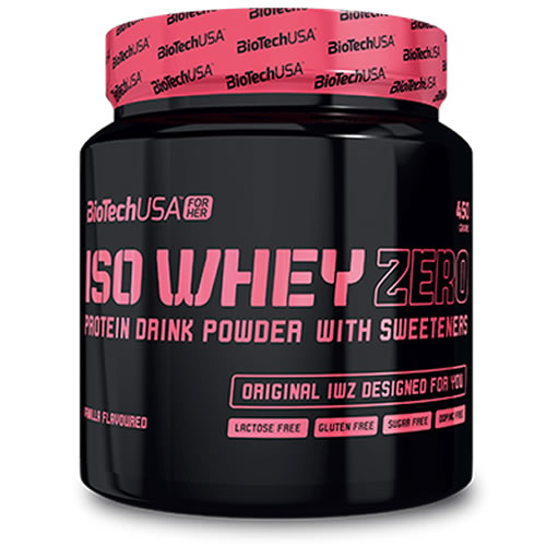 iso whey zero for her biotech usa livraison offerte d s 20 euros d 39 achats. Black Bedroom Furniture Sets. Home Design Ideas
