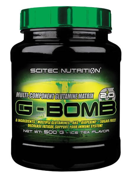 G-Bomb 500 g Scitec Nutrition - LIVRAISON OFFERTE dès 20..